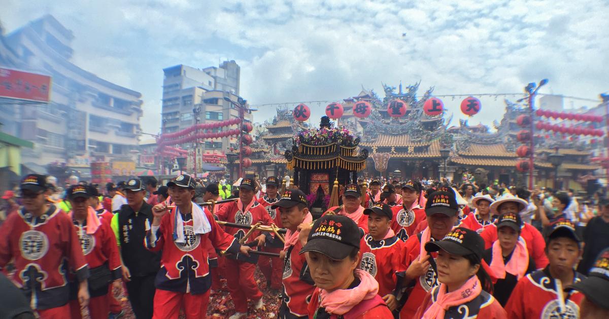 2015年 北港迎媽祖 - OA Wu's Blog