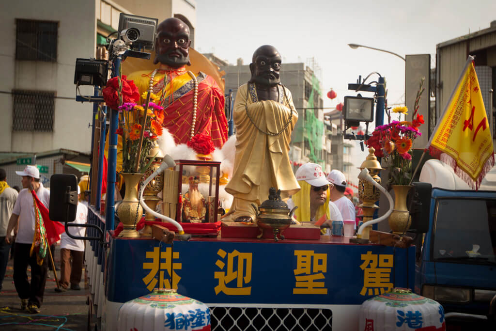 2016年 北港迎媽祖