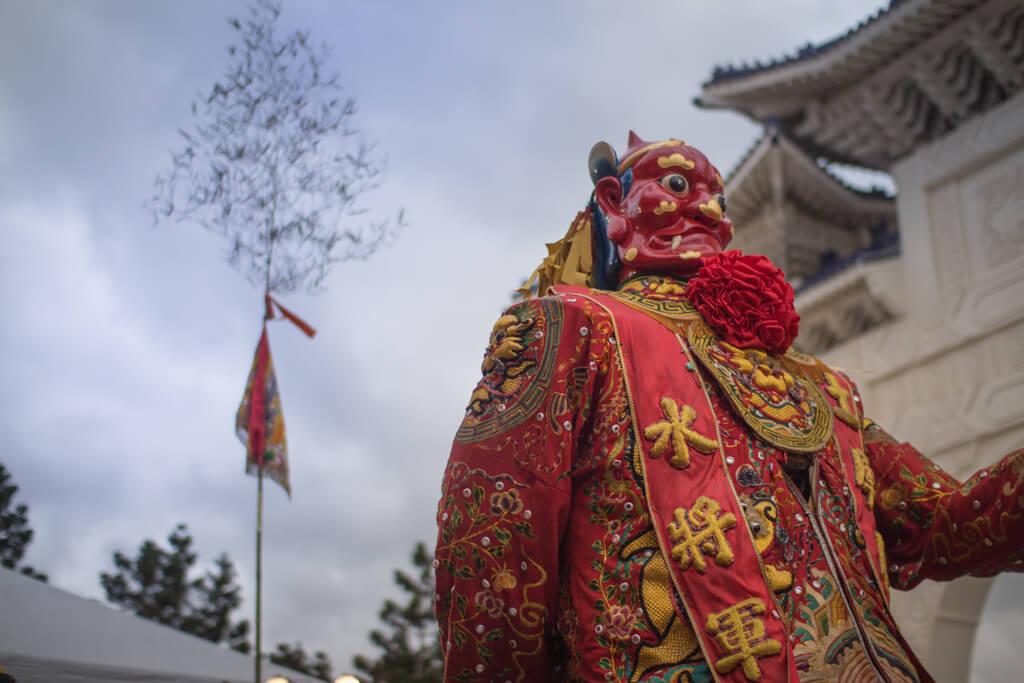 2016年 圓滿十后 媽祖無限愛台灣