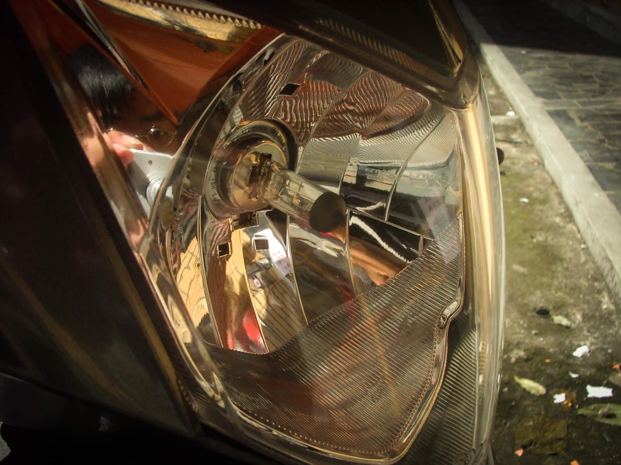 SYM GT125 大燈