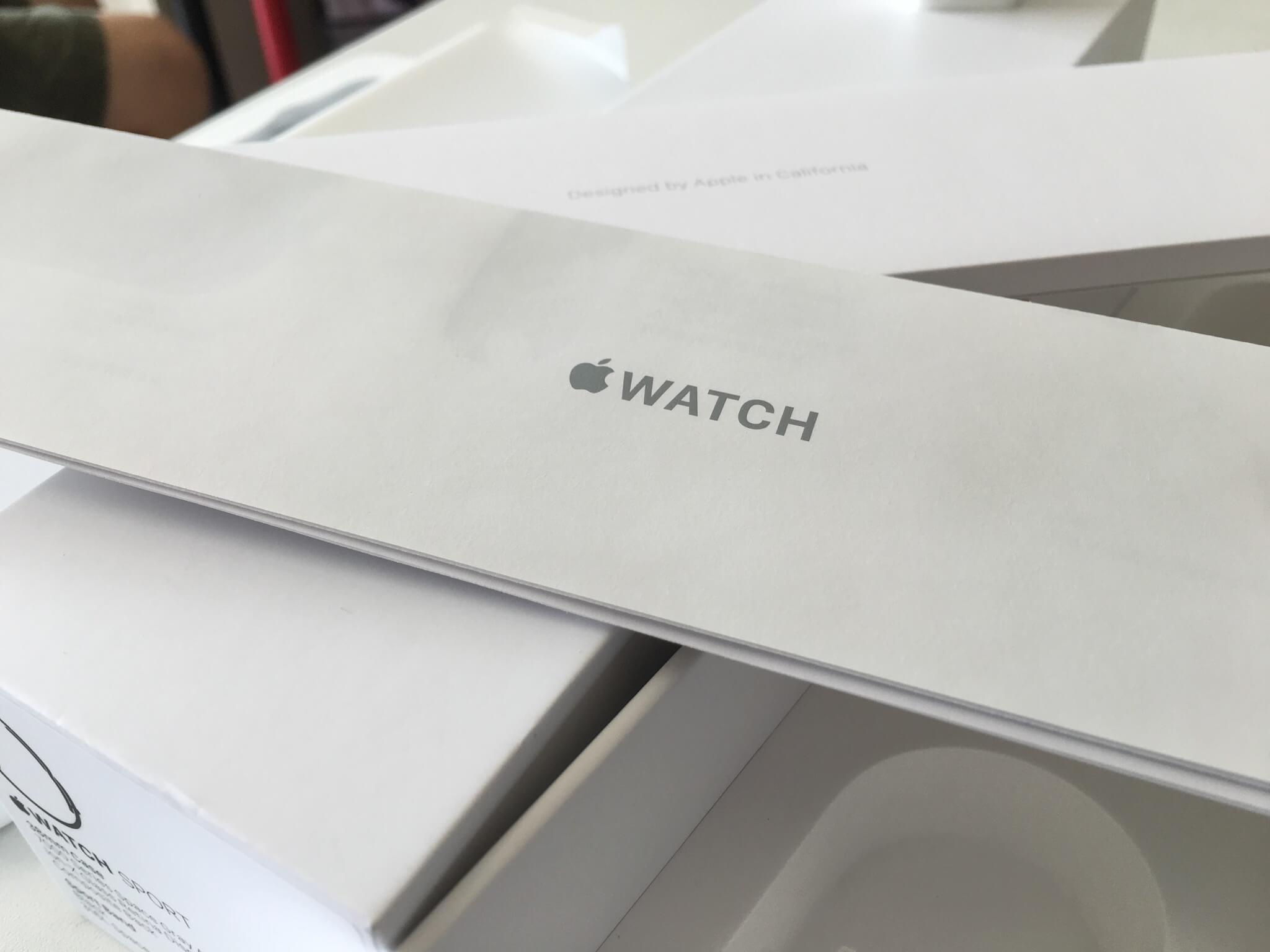 Apple Watch 說明書是使用長條狀的樣式