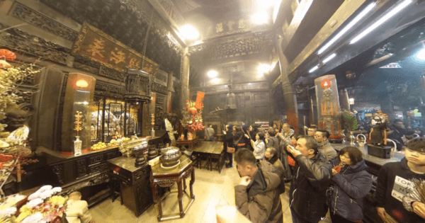 北港媽祖的信仰在於正念 - OA Wu's Blog