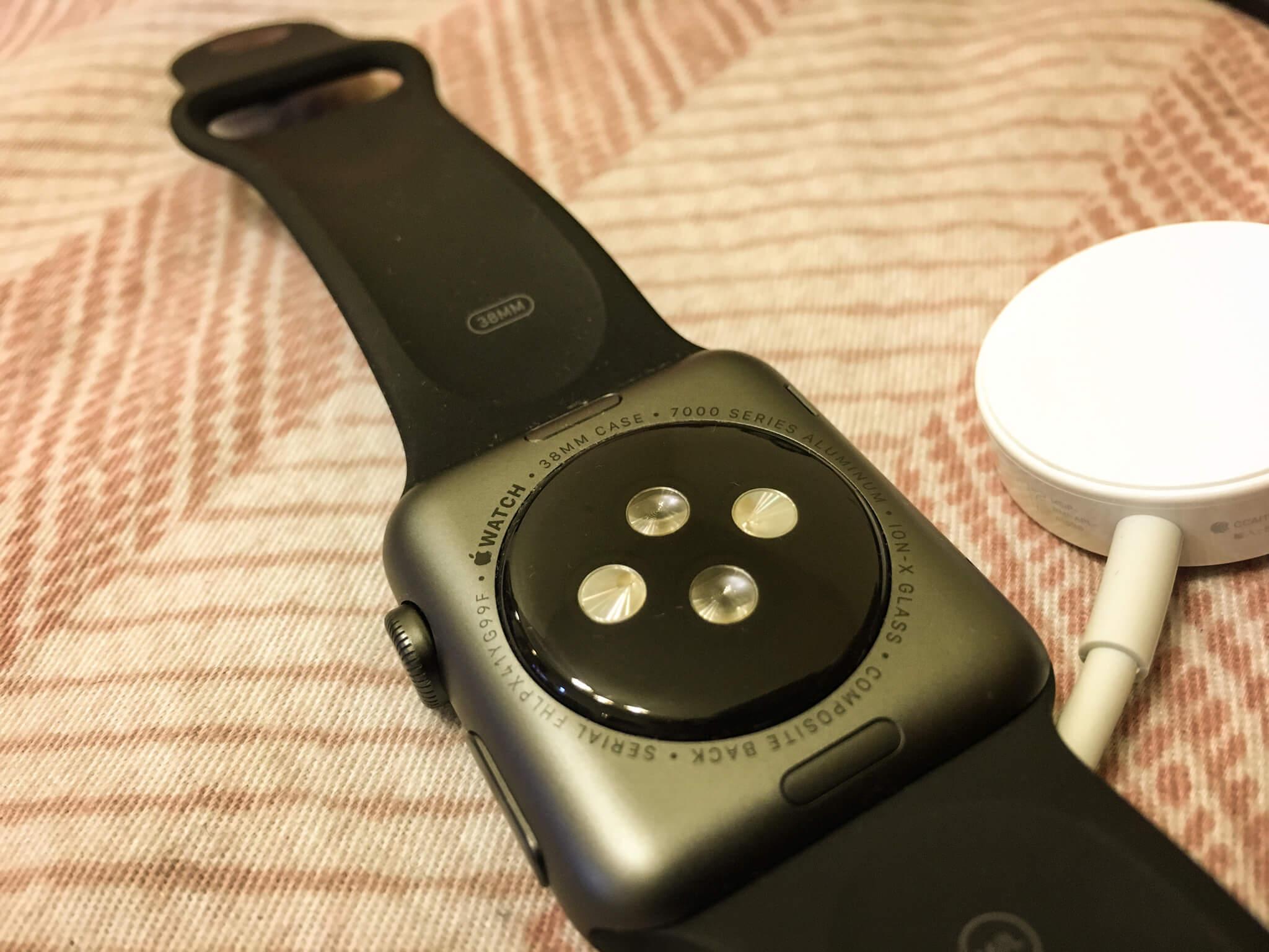 Apple Watch 充電裝置