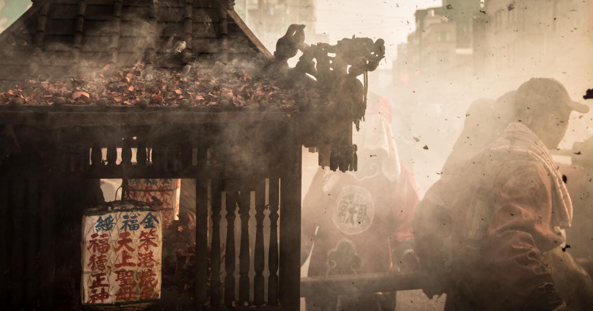 2016年 北港迎媽祖 - OA Wu's Blog