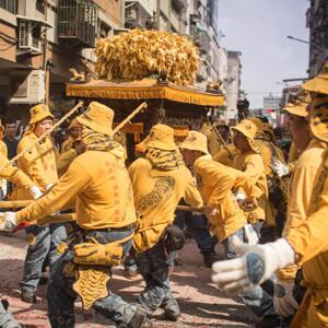2018年 北港朝天宮 贊境 士林葫蘆寺 建廟70週年遶境 - OA Wu's Blog