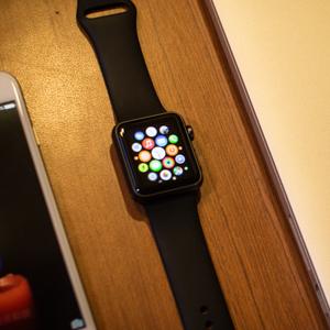 Apple Watch Sport - OA Wu's Blog