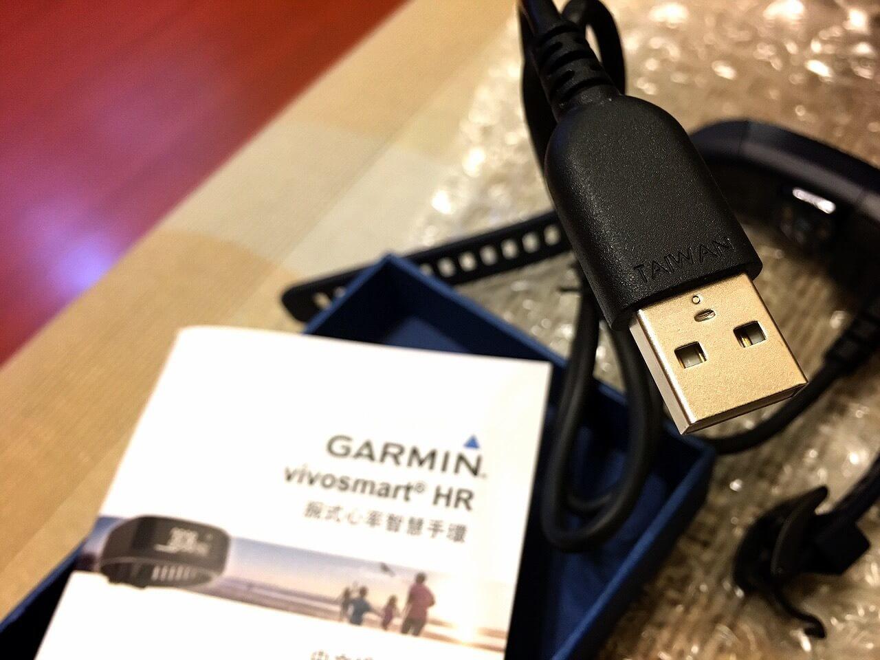 USB 端有著 TAIWAN 的字樣,這點倒是有加分